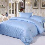 ขาย Gogolife จำนวนผ้า 40 จำนวนเกลียว 300Tc ชุดผ้านวมคลุมเตียงผ้านวม ท้องฟ้าสีฟ้า จีน ถูก