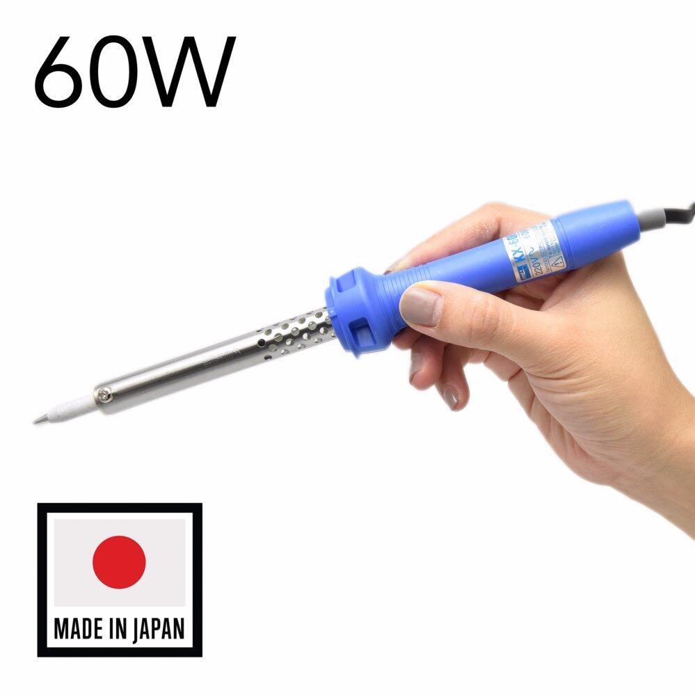 Goot หัวแร้งบัดกรี 60W รุ่น KX-60R (Made In Japan)