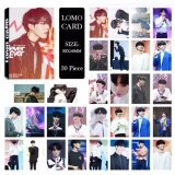 ซื้อ Got7 Shopping Mall Never Ever Yugyeom Album Lomo Cards New Fashion Self Made Paper Photo Card Hd Photocard Lk490 Intl ใน จีน