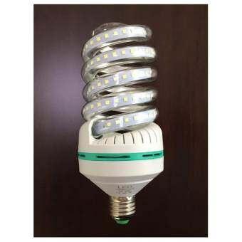 *** สินค้าขายดี หลอดไฟ LED 20W / แบบเกลียว / ขั้ว E27 / 1800 Lumen / แสงขาว (สว่างมาก) / ของแท้ 100%-