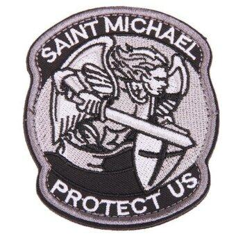 Hang-Qiao Saint Michael Tactical Badge Morale Velcro Military Patch