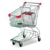 ราคา Happy Move รถเข็นช้อบปิ้ง 75 ลิตร Shopping Trolley