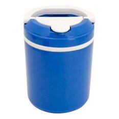 ราคา Happy Ware กระติกคูลเลอร์ 3 ลิตร สีน้ำเงิน ออนไลน์