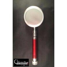 ขาย ซื้อ Happybath Luxury ฝักบัวแรงดันน้ำสูง 8 2Cm Aluminium สีแดง กรุงเทพมหานคร