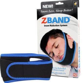HEALTH - ZBand สายรัดคางช่วยลดอาการนอนกรน สีดำ
