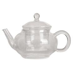ราคา ล้างแก้วทนความร้อนกาน้ำชาด้วยชากาแฟสมุนไพรใบกัญชา Infuser 250 มล ใหม่