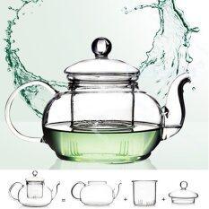 ขาย Teamtop แก้วทนความร้อนกาน้ำชากาชาชัด Infuser 800 มล ระหว่างประเทศ ออนไลน์