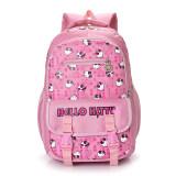 Hello Kitty สาวภาระสาวกระเป๋าเป้โรงเรียนประถมกระเป๋านักเรียน เป็นต้นฉบับ