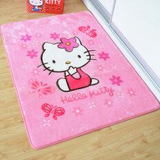 ราคา พรมปูพื้นขนาดใหญ่ลายการ์ตูนHello Kitty Hellokitty เป็นต้นฉบับ