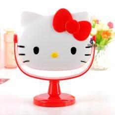 ซื้อ Hello Kitty กระจกตั้งโต๊ะ Red ออนไลน์ ถูก