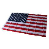 ซื้อ Hengsong American Us Flag Polyester Printed Stars And Stripes Usa Banner Flag Intl ออนไลน์