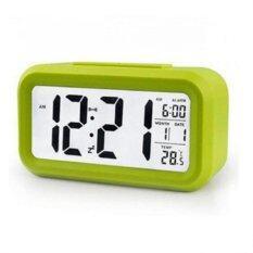 ราคา Hfshop นาฬิกาปลุกตั้งโต๊ะ รุ่น Fo สีเขียว Hfshop ออนไลน์