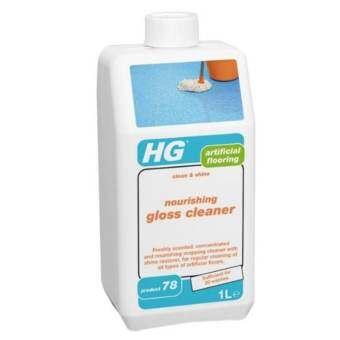 HG น้ำยาทำความสะอาดพื้นกระเบื้องยาง 1 ลิตร-