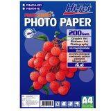 ราคา Hi Jet Fruit Series Photo Paper กระดาษผิวมันเงา 200 แกรม A4 100 Sheets Hi Jet ใหม่
