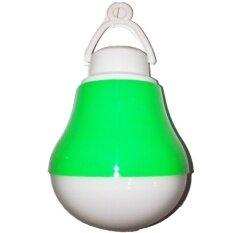 ราคา หลอดไฟ แบบประหยัดพลังงาน High Effect Energy Saving Usb Led Bulb Light Lamp 5W White Green Unbranded Generic ออนไลน์