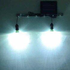 ส่วนลด หลอด E27 พลังงานแสงอาทิตย์ 2หลอด Xml Solar ใน ไทย