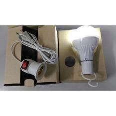 ขาย หลอดไฟอัจฉริยะ Led10W พร้อมตัวแขวนและชุดปลั๊กไฟ ออนไลน์ ใน Thailand