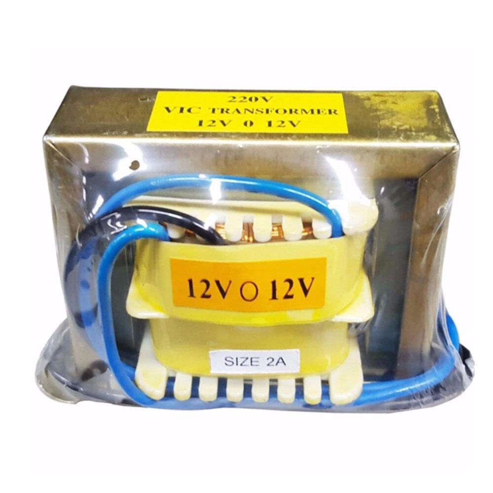หม้อแปลงไฟ Power Transformer 220 VAC