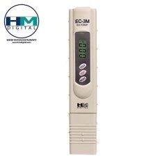 ขาย Hm Digital เครื่องวัดความนำไฟฟ้า Ec Meter รุ่น Ec 3M Hm Digital เป็นต้นฉบับ