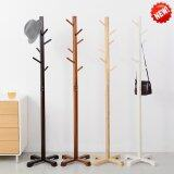 ซื้อ Home Modern High End Wooden Coat Hanger Hat Rack Intl Unbranded Generic