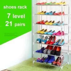 ขาย Home Shoes Rack ชั้นวางรองเท้า ที่เก็บรองเท้า ที่วางรองเท้า อเนกประสงค์ ใหม่