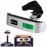 ราคา Hostweigh Ns 14 Lcd Electronic Scale 50Kg Capacity Hand Carry Luggage Digital Weighing Device Thermometer Intl ออนไลน์ จีน