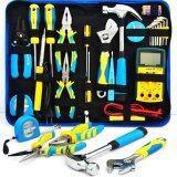 ซื้อ Hot Item Electric Tools Set ชุดเครื่องมือช่างงานไฟฟ้าคุณภาพสูง 25 รายการ Hot Item