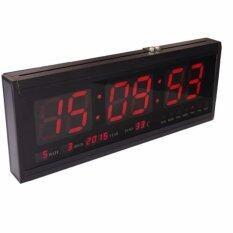 ซื้อ Hotai นาฬิกาดิจิตอล นาฬิกาติดผนัง Led Number Clock ขนาด 48 X18 2 X4 8 ซม รุ่น Ht 4819Sm ออนไลน์ กรุงเทพมหานคร