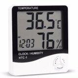 ขาย ที่วัดอุณหภูมิและความชื้น Htc 1 Thermometer Hydrometer Unbranded Generic