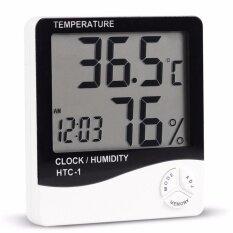 โปรโมชั่น ที่วัดอุณหภูมิและความชื้น Htc 1 Thermometer Hydrometer กรุงเทพมหานคร
