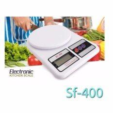 iBettalet Electronic Kitchen Scale Max 7 Kg. รุ่น SF-400 (สีขาว)