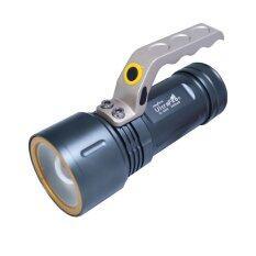 โปรโมชั่น Ibettalet ไฟฉายแรงสูงแบบหูหิ้ว รุ่น Sl 3409 Gray Ibettalet