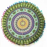 ขาย Indian Mandala Floor Pillows Round Bohemian Cushion Cushions Pillows Cover Case Intl Unbranded Generic ใน จีน