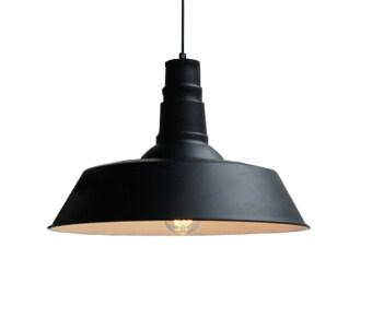 INOVA โคมไฟแขวนเพดาน รุ่น AC-P-002 - สีดำ