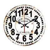 ราคา Inova นาฬิกาแขวนผนัง ดีไซน์สวยงาม สไตล์วินเทจ รุ่น Wc006 35 Inova
