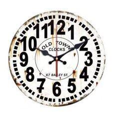ขาย Inova นาฬิกาแขวนผนัง ดีไซน์สวยงาม สไตล์วินเทจ รุ่น Wc006 35 ราคาถูกที่สุด