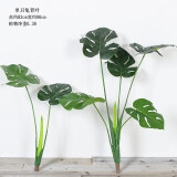 ซื้อ Ins ดอกไม้ประดิษฐ์จำลองเทอร์เทิใบพืช ออนไลน์ ถูก