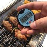 ราคา Instant Read Meat Thermometer Best Quick Read Digital Cooking Thermometer For All Food Meat Turkey Grill Bbq Unbranded Generic เป็นต้นฉบับ