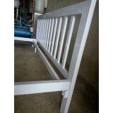 Image 3 for Inter Steel เตียงนอนคู่ 5 ฟุต รุ่นCondo1 เหล็กหนาแข็งแร็งพิเศษ