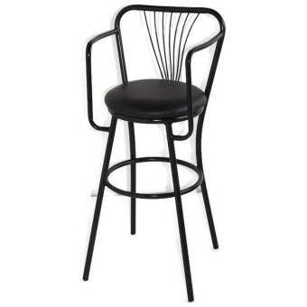 Inter Steel เก้าอี้เด็ก เก้าอี้เสริมเด็ก ร่วมโต๊ะทานข้าว รุ่น Shina Doll2 - Black-
