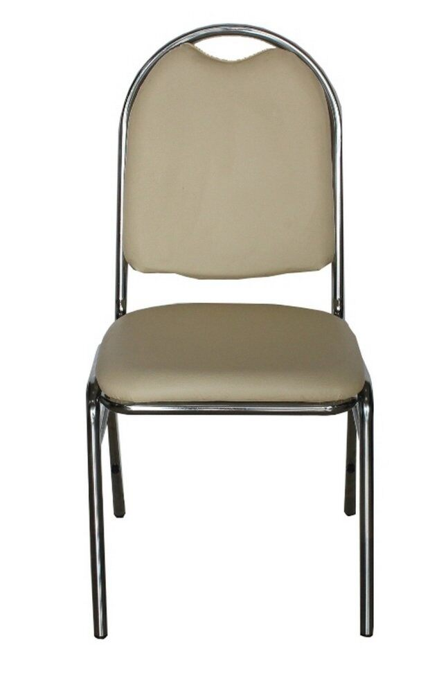 Inter Steel Stack Chair รุ่น CM002A (สีน้ำเงิน)