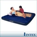 ราคา Intex 68759 ที่นอนเป่าลม 5 ฟุต ควีน 152X203X22 ซม ใหม่