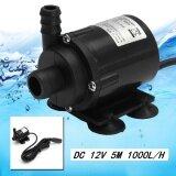 ราคา Ip68 Dc12V 5M 800L H Ultra Quiet Brushless Motor Submersible Pool Water Pump Intl ใหม่ล่าสุด