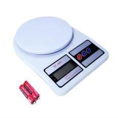 ซื้อ Iremax Big Sale Digital Scales 10Kg เครื่องชั่งน้ำหนักดิจิตอล 10 กิโลกรัม No 031 สีขาว Iremax