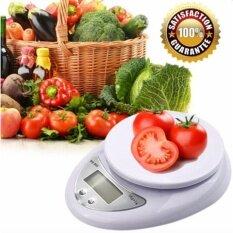 iRemax เครื่องชั่งน้ำหนัก ระบบดิจิตอล Electronic Kitchen Scale WH – B05 - White