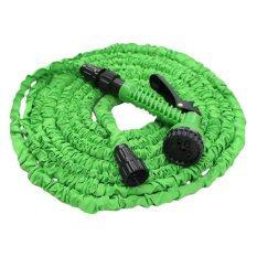ขาย Jade สายยางฉีดน้ำยืดได้ 2 เท่า ยาว 75 ฟุต พร้อมหัวฉีด สีเขียว ออนไลน์