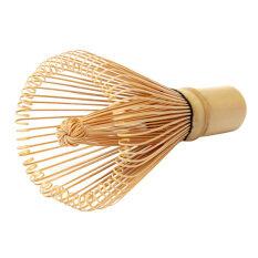ขาย Japanese Ceremony Bamboo 64 Matcha Powder Whisk Green Tea Chasen Brush Too ถูก จีน