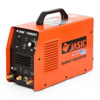 JASIC เครื่องเชื่อมอินเวิร์ทเตอร์ ระบบ TIG รุ่น TIG200T  (สีส้ม)