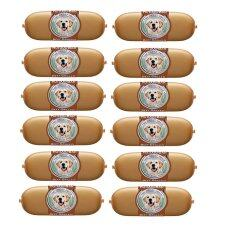 Jerhigh Hotdog Bar  รสเนื้อ ( 12 Units ).