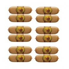 Jerhigh Hotdog Bar  รสตับ ( 12 Units ).